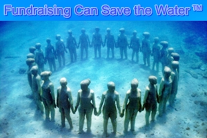 Fundraising to save our water