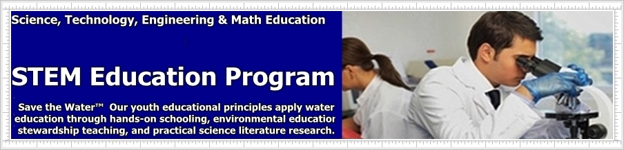 Click here to go to STEM water science education