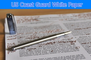 US Coast Guard White Paper