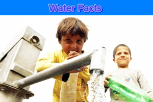 Save the water Water FAct