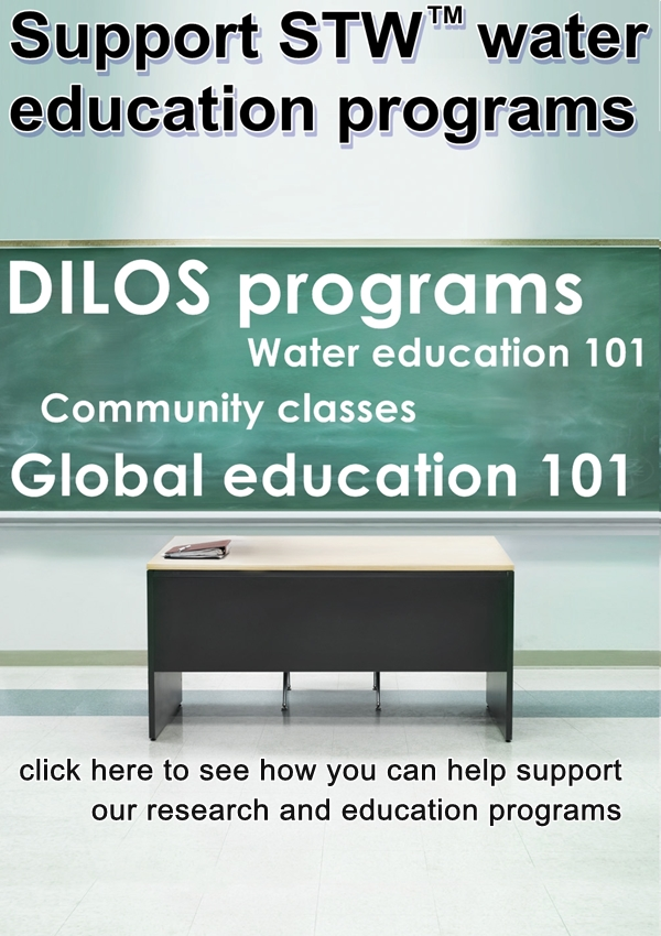 Save the water Education program