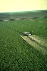 Save the Water Pecticide Spraying