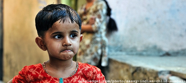 India water crisis desiledger com photo sassy indian child mumbai