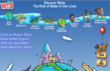 Project Wet Water Education Program