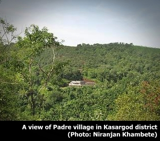 A view of Padre village in Kasargod district Photo  Niranjan Khambete