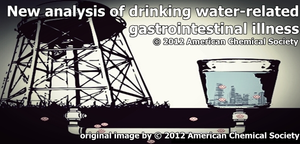 New analysis of drinking water-related illness