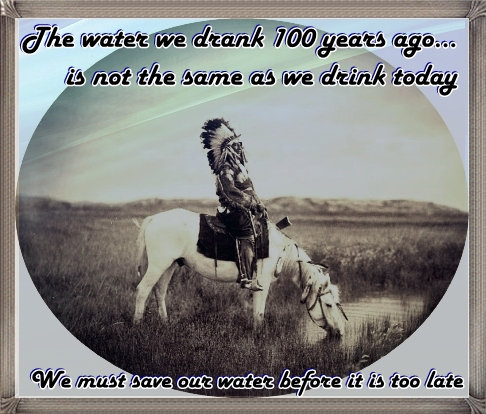 Tribal water resourses