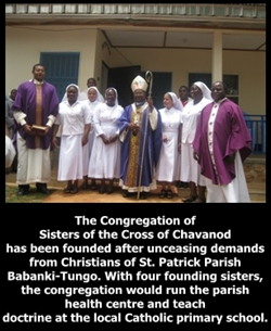 Congregation of Sisters of the Cross of Chavanod