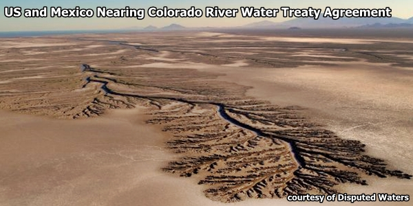 water crisis is looming