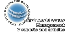 Third Word Centre for water management