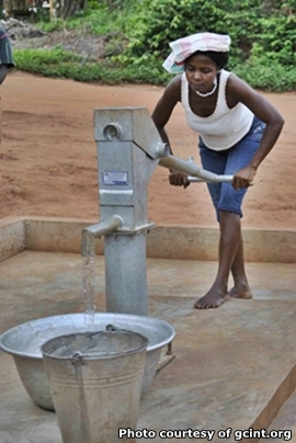 Protecting global water sources