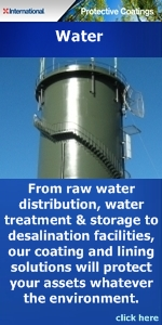 From raw water distribution, water treatment and storage to desalination facilities, our coating and lining solutions will protect your assets whatever the environment