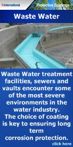 Waste Water treatment facilities, sewers and vaults encounter some of the most severe environments in the water industry.