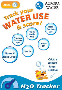 Water saving apps