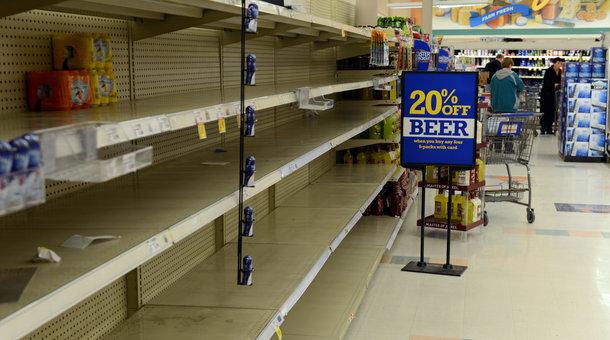 West Virginia water still undeclared safe