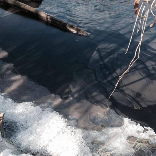 coal waste spills in West Virginia
