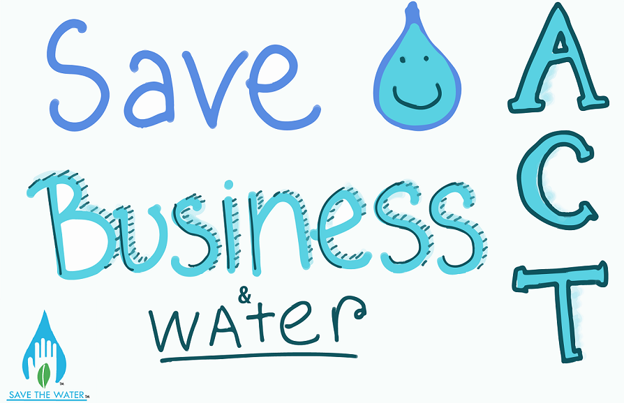 How businesses conserve water