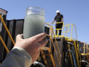 Fracking drought stricken areas