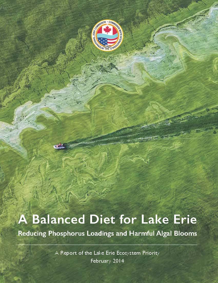 Lake Erie algae growth threatens tourism drinking water