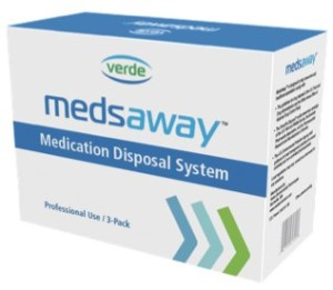 Drug Co. Teams with Manufacturer to Provide Disposal System