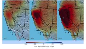 California's water shortage