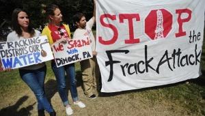 Impact of fracking