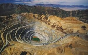 Gold mining near Doima in Colombia. (Photo credit: SCMP)