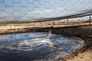 Fracking Wastewater Pits