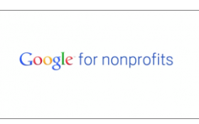 Google for nonprofits logo