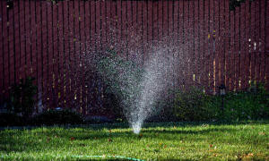 water conservation rule California