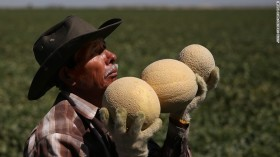 Historic California Drought