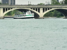 The Belle Isle Bridge