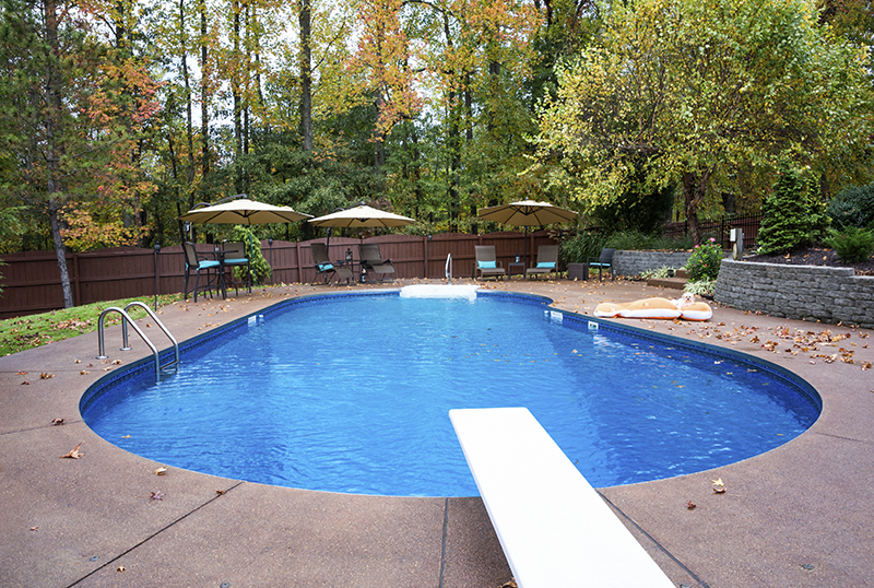 Swimming in a pool pool water treatment is a contaminant for Chlorination of swimming pools
