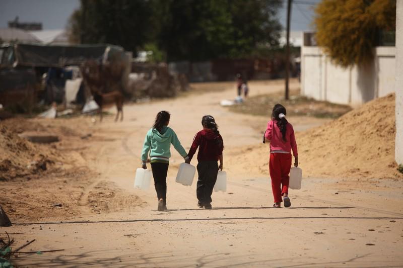 Gaza Water Scarcity Crisis