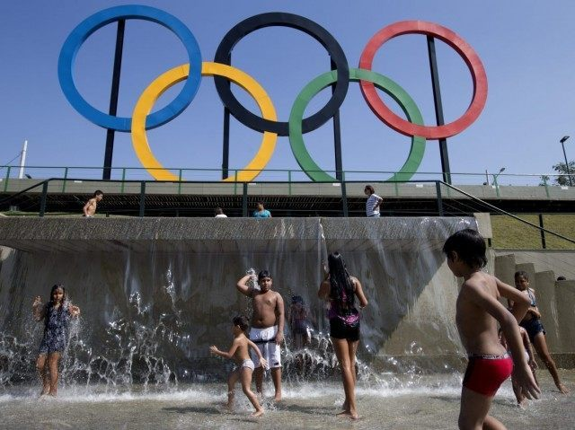 Rio Olympics faces Water Crisis