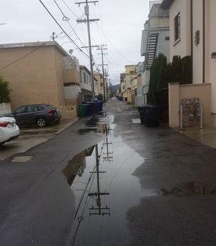Santa Monica faces problems