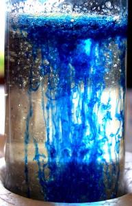 Prussian Blue dye