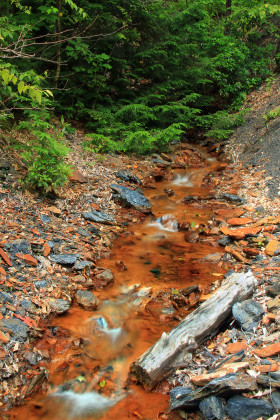 Acid Mine Contamination