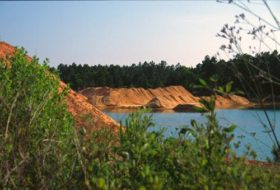 phosphate mining and water